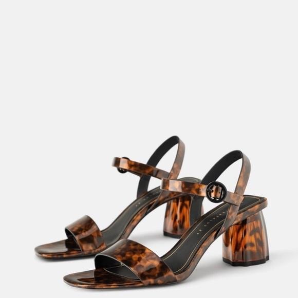 Zara Tortoise sandals